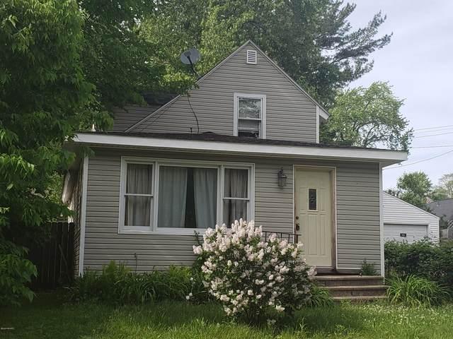 27 Charles Street, Battle Creek, MI 49014 (MLS #20020491) :: Jennifer Lane-Alwan