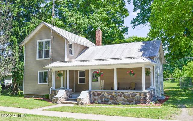141 N Main Street, Camden, MI 49232 (MLS #20020761) :: Ginger Baxter Group