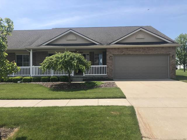 1662 Chippewa Way, Mount Pleasant, MI 48858 (MLS #20020815) :: Jennifer Lane-Alwan
