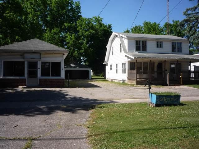 611-East Chicago Street, Bronson, MI 49028 (MLS #20020876) :: Jennifer Lane-Alwan