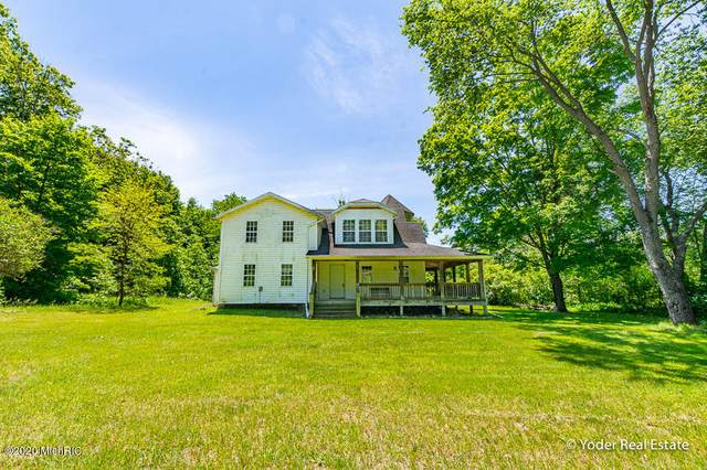 9263 Ingalls Road, Belding, MI 48809 (MLS #20020992) :: CENTURY 21 C. Howard
