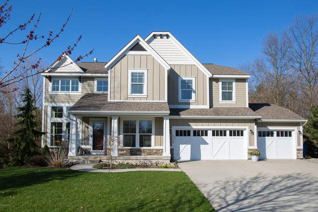 17128 Mapleridge Drive, West Olive, MI 49460 (MLS #20021142) :: Keller Williams Realty | Kalamazoo Market Center
