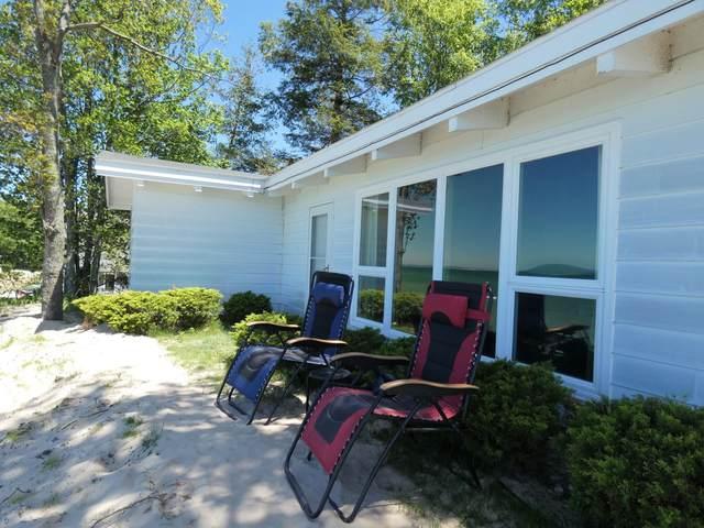 3101 N Lakeshore Drive, Mears, MI 49436 (MLS #20021547) :: Deb Stevenson Group - Greenridge Realty