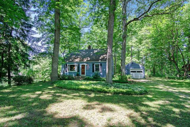 10734 Garr Road, Berrien Springs, MI 49103 (MLS #20021782) :: Deb Stevenson Group - Greenridge Realty