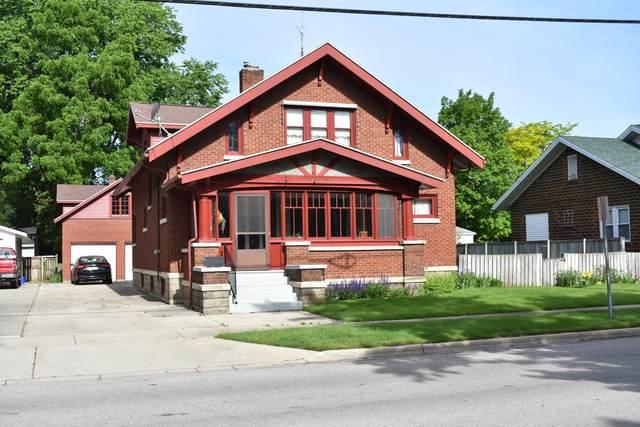 115 S Division Avenue, Fremont, MI 49412 (MLS #20022159) :: CENTURY 21 C. Howard