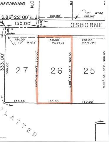 Parcel 26 Osborne Road, Delton, MI 49046 (MLS #20022294) :: CENTURY 21 C. Howard