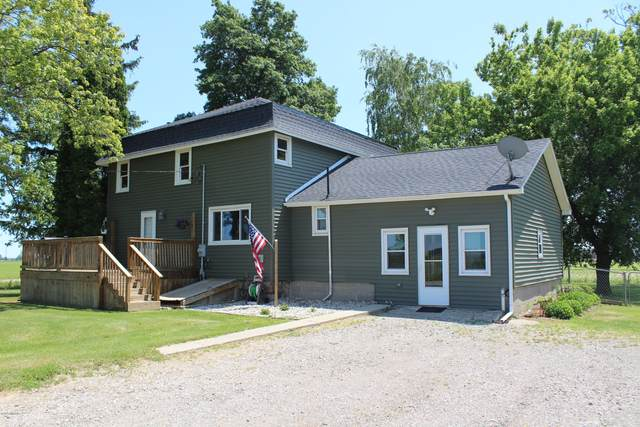 2409 N Ransom Road, Breckenridge, MI 48615 (MLS #20022479) :: Ginger Baxter Group