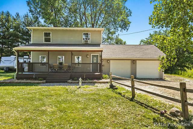 13575 S Jones Road, Eagle, MI 48822 (MLS #20022724) :: CENTURY 21 C. Howard