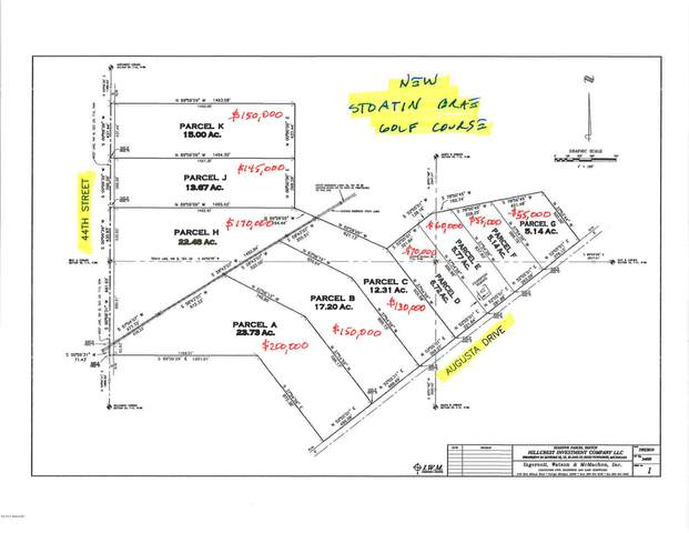 Parcel K 44TH Street N, Augusta, MI 49012 (MLS #20022943) :: Jennifer Lane-Alwan