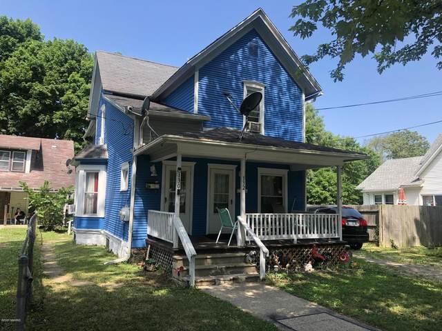 132 Bates Street, Jackson, MI 49202 (MLS #20023381) :: Jennifer Lane-Alwan