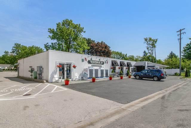 40 6th Street, Pentwater, MI 49449 (MLS #20023561) :: Deb Stevenson Group - Greenridge Realty