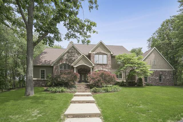 6126 Back Forty Drive NE, Belmont, MI 49306 (MLS #20023598) :: Jennifer Lane-Alwan