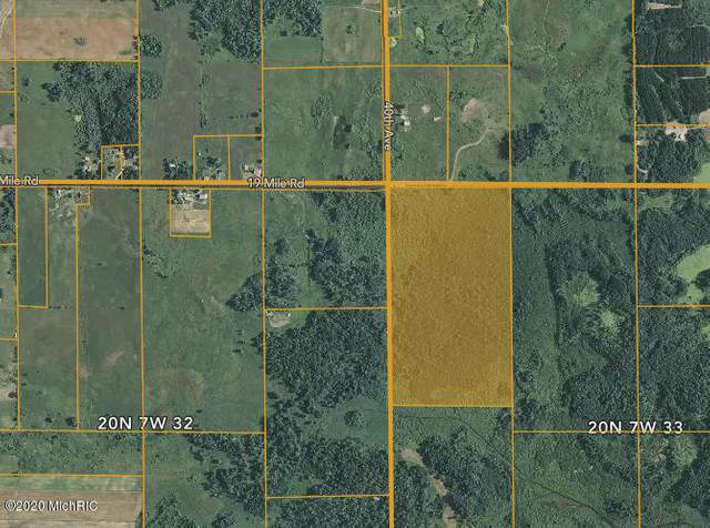Parcel 1 19 Mile Road, Marion, MI 49665 (MLS #20023675) :: JH Realty Partners