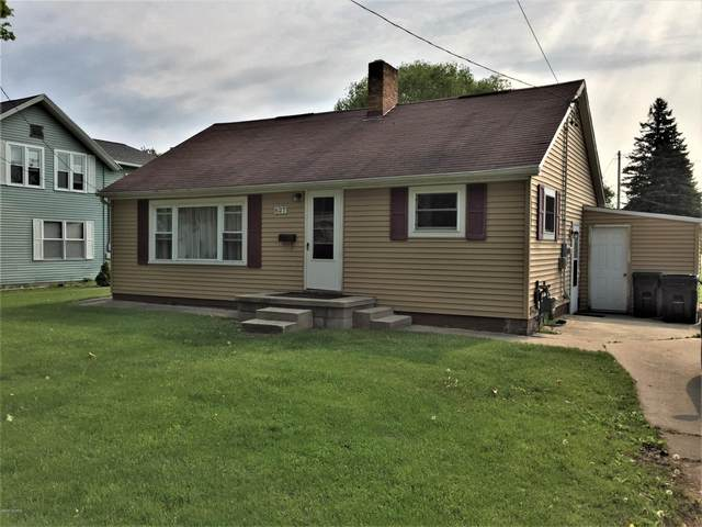 627 Division Street, Big Rapids, MI 49307 (MLS #20023746) :: Deb Stevenson Group - Greenridge Realty