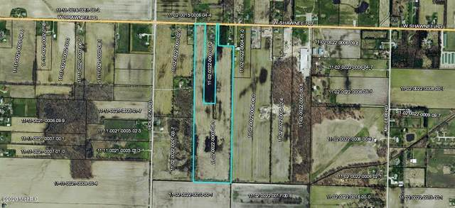 V/L W Shawnee Road, Baroda, MI 49101 (MLS #20023784) :: Jennifer Lane-Alwan