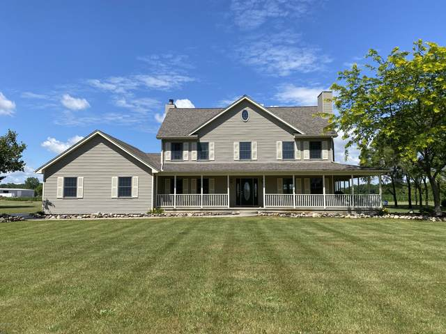 952 7 Mile Road, Union City, MI 49094 (MLS #20023830) :: Keller Williams RiverTown