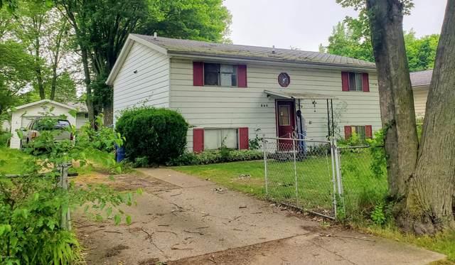 249 Pollard Avenue, Benton Harbor, MI 49022 (MLS #20024040) :: Jennifer Lane-Alwan
