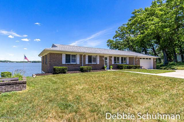 1289 Hess Lake Drive, Grant, MI 49327 (MLS #20024151) :: Jennifer Lane-Alwan