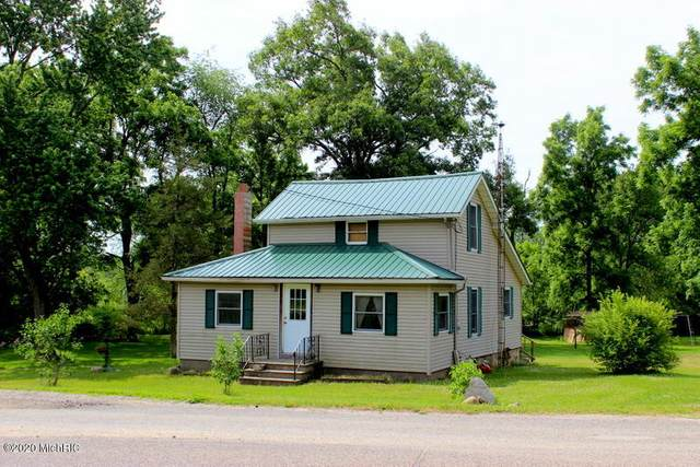 1551 E Mosherville Road, Jonesville, MI 49250 (MLS #20024307) :: Ron Ekema Team