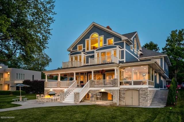 2021 Lakeway Drive, Holland, MI 49423 (MLS #20024365) :: Keller Williams Realty | Kalamazoo Market Center