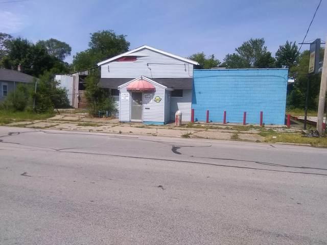 250 N Fair Avenue, Benton Harbor, MI 49022 (MLS #20024459) :: Jennifer Lane-Alwan