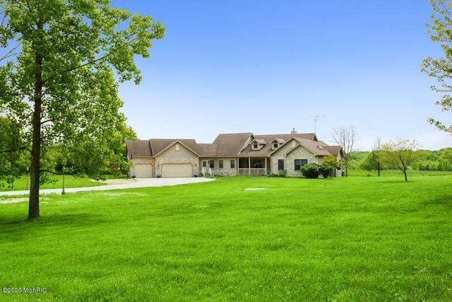 8670 Warren Woods Road, Three Oaks, MI 49128 (MLS #20024647) :: Deb Stevenson Group - Greenridge Realty