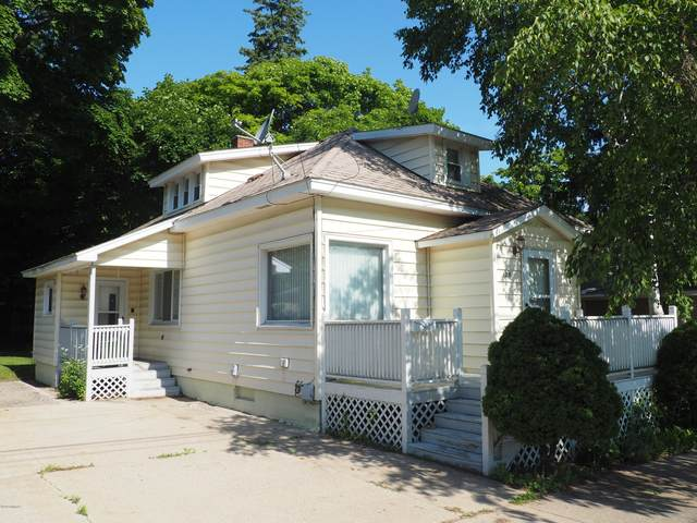 128 Ford Street, Manistee, MI 49660 (MLS #20024706) :: Deb Stevenson Group - Greenridge Realty