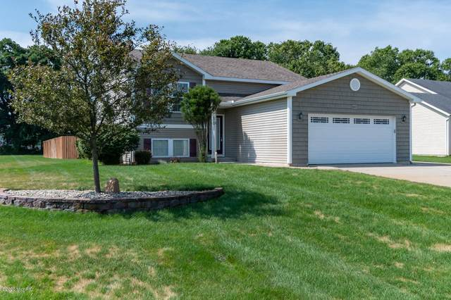 24317 Wren Avenue, Mattawan, MI 49071 (MLS #20024810) :: Ron Ekema Team