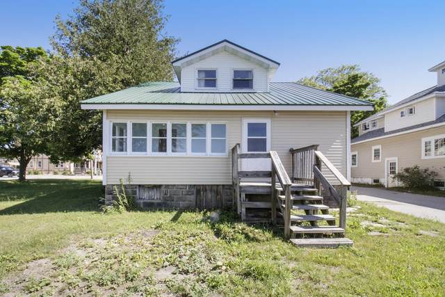 5117 Main Street, Onekama, MI 49675 (MLS #20024857) :: Deb Stevenson Group - Greenridge Realty