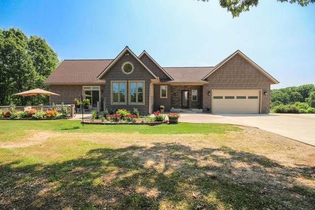 10024 Mohney Lake Road, Marcellus, MI 49067 (MLS #20024926) :: Deb Stevenson Group - Greenridge Realty