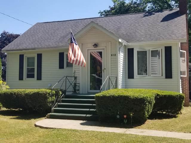 412 Birch Street, Breckenridge, MI 48615 (MLS #20024942) :: Ron Ekema Team