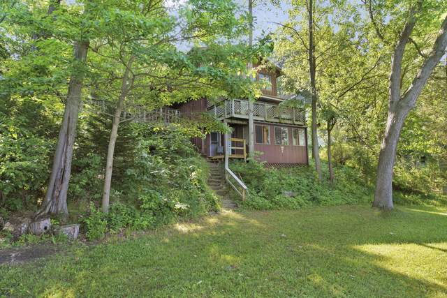 11458 Loon Call Drive, Delton, MI 49046 (MLS #20024949) :: JH Realty Partners