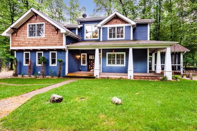10964 Riverview Drive, New Buffalo, MI 49117 (MLS #20024950) :: Jennifer Lane-Alwan
