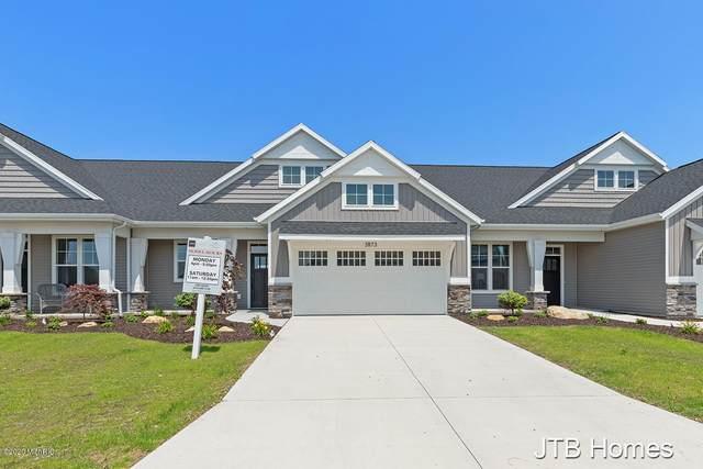 3873 Windsor Ridge Drive NE #2, Rockford, MI 49341 (MLS #20024965) :: Keller Williams Realty | Kalamazoo Market Center