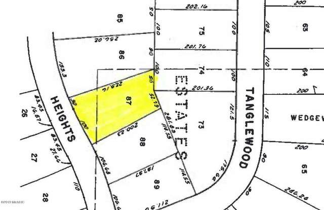 19756 Heights Circle Drive Lot #87, Big Rapids, MI 49307 (MLS #20024987) :: Ginger Baxter Group