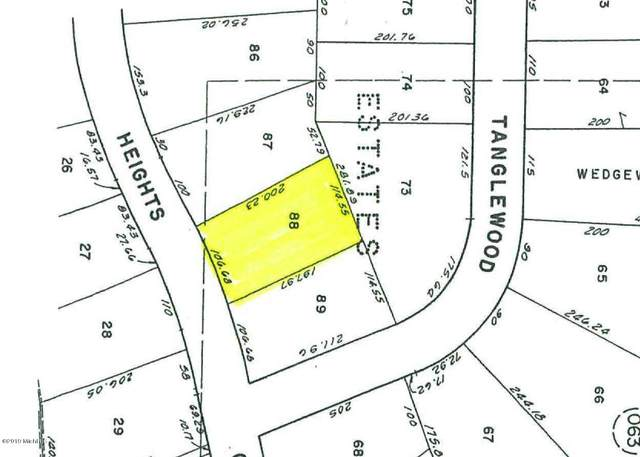 19746 Heights Circle Drive Lot #88, Big Rapids, MI 49307 (MLS #20024990) :: Ginger Baxter Group