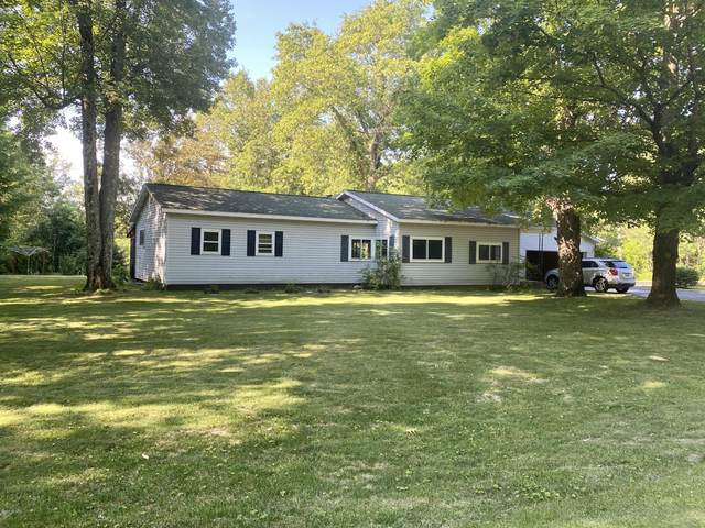 6929 E Jackson Road, Walkerville, MI 49459 (MLS #20025015) :: Keller Williams RiverTown