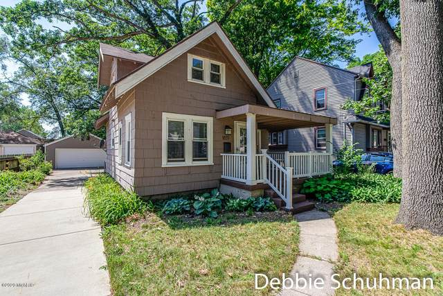 1855 Newark Avenue SE, Grand Rapids, MI 49507 (MLS #20025029) :: Deb Stevenson Group - Greenridge Realty