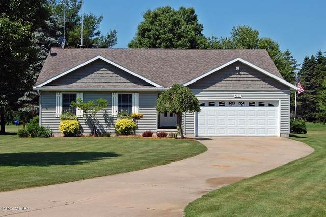 7361 Ryans Run, Canadian Lakes, MI 49346 (MLS #20025037) :: Jennifer Lane-Alwan
