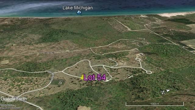 Starlight Ridge Circle Lot 54, Onekama, MI 49675 (MLS #20025046) :: Jennifer Lane-Alwan