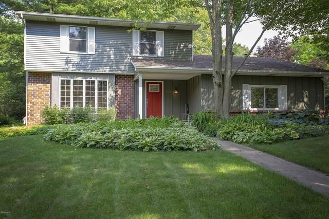 2580 Argus Drive SE, Grand Rapids, MI 49546 (MLS #20025063) :: Deb Stevenson Group - Greenridge Realty