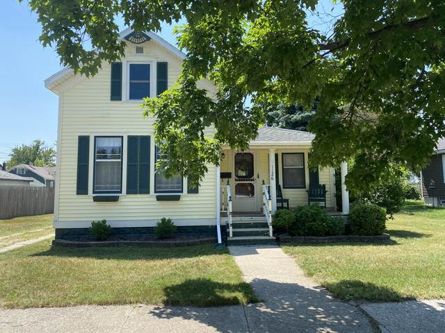 1126 Franklin Avenue, Grand Haven, MI 49417 (MLS #20025082) :: Jennifer Lane-Alwan