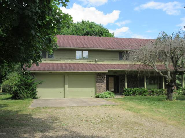 12531 Sprinkle Road, Vicksburg, MI 49097 (MLS #20025083) :: JH Realty Partners