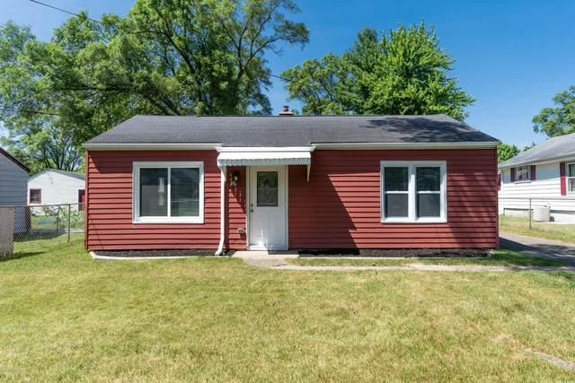 134 Morgan Avenue W, Battle Creek, MI 49037 (MLS #20025084) :: JH Realty Partners