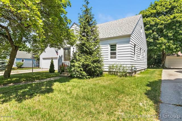 901 Eleanor Street NE, Grand Rapids, MI 49505 (MLS #20025088) :: Deb Stevenson Group - Greenridge Realty