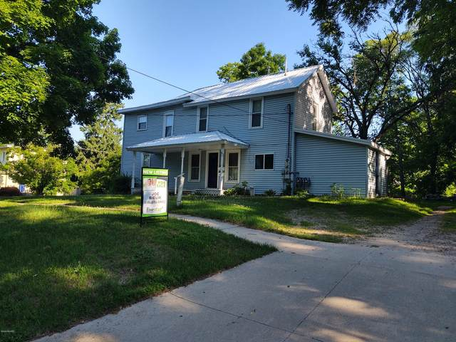 535 W West Grand Street, Hastings, MI 49058 (MLS #20025100) :: Jennifer Lane-Alwan