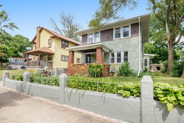1106 Cooper Avenue SE, Grand Rapids, MI 49507 (MLS #20025150) :: Deb Stevenson Group - Greenridge Realty