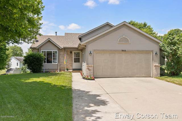 948 Bryanwood Court, Middleville, MI 49333 (MLS #20025170) :: JH Realty Partners