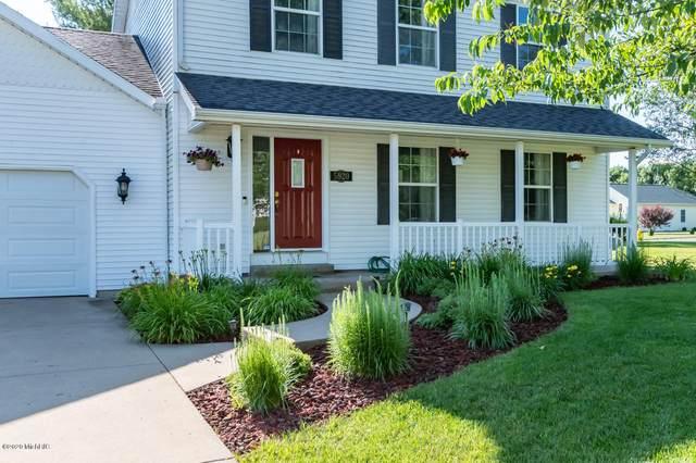 5920 Oshtemo Woods Lane, Kalamazoo, MI 49009 (MLS #20025178) :: JH Realty Partners