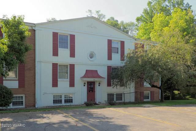 714 Garland Circle C, Kalamazoo, MI 49008 (MLS #20025222) :: Jennifer Lane-Alwan